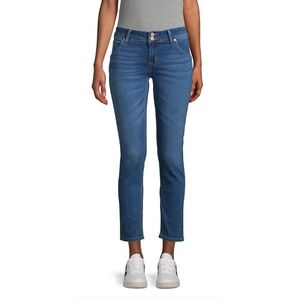 Hudson Collin Crop Skinny Jeans Size 28 NWT